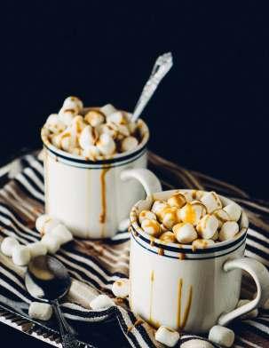 [CD] whiskey hot chocolate