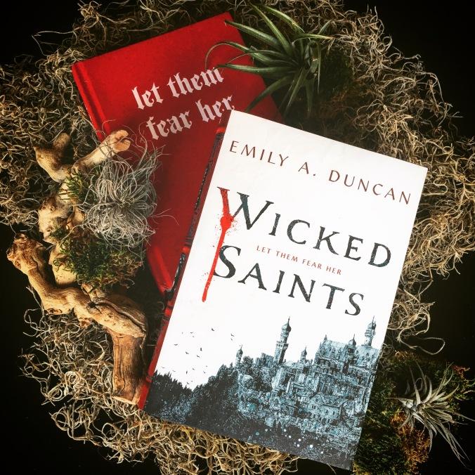CR - Wicked Saints